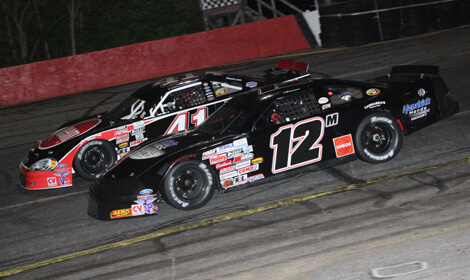 Brayton Haws Goes 2 For 2 With Win At Hickory Cars Tour Race
